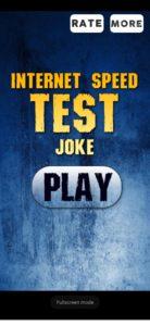 Fake Speed Test 2