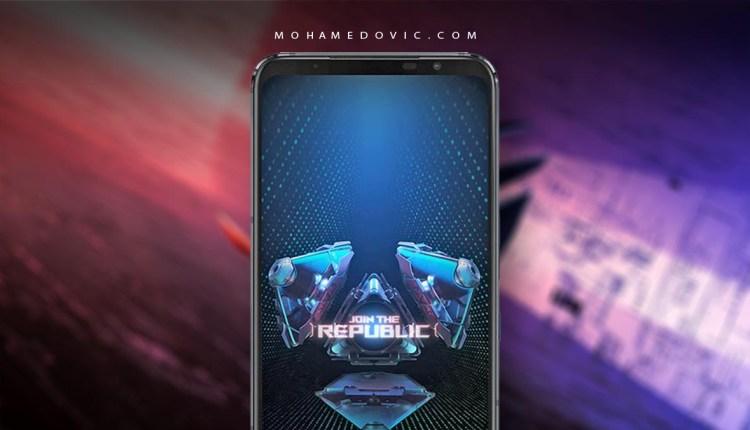 خلفيات ROG Phone 5