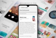 تحديث Galaxy A50s إلى اندرويد 11