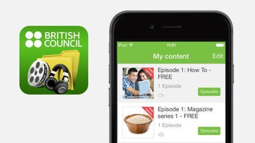 برنامج LearnEnglish Audio & Video