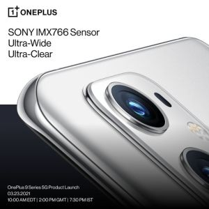 كاميرا OnePlus 9 Pro