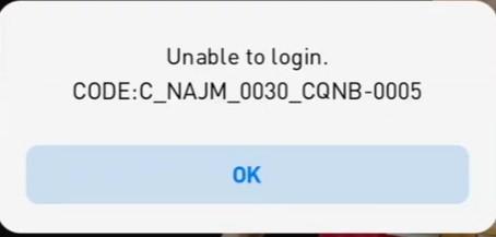 C_NAJM_0030_CQNB-0005 problem