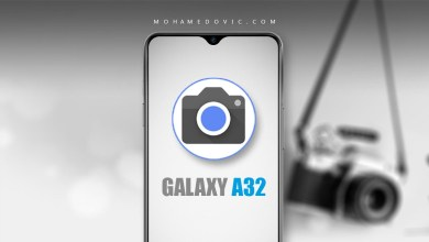 جوجل كاميرا apk لهاتف Galaxy A32