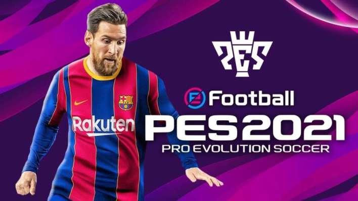 PES 2021 game