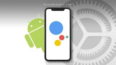 تشغيل مساعد جوجل الذكي على الايفون