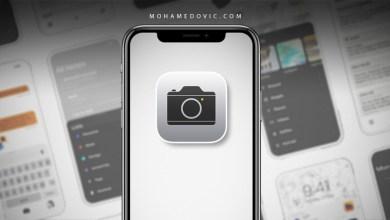 إصلاح مشكلة كاميرا الايفون بعد تحديث iOS 14.5