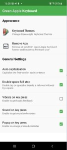 Get iOS Emojis with Green Apple Keyboard 05