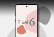 Google Pixel 6 Concept Wallpapers
