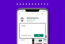 Google play errors And How to Fix Them Mohamedovic