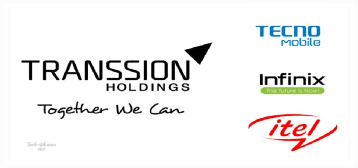 Transsion IPO TECNO Infinix iTEL