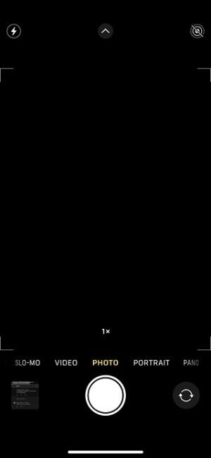 حل مشكلة توقف كاميرا الايفون بعد تحديث iOS 14.5