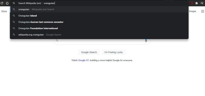 خاصية Omnibox في متصفح جوجل كروم