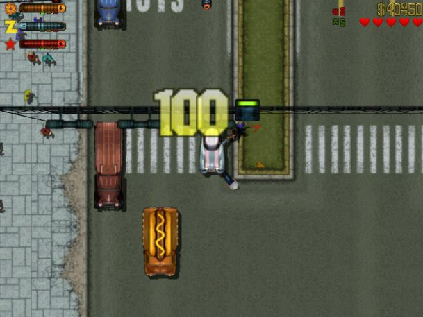 تحميل لعبة GTA 2