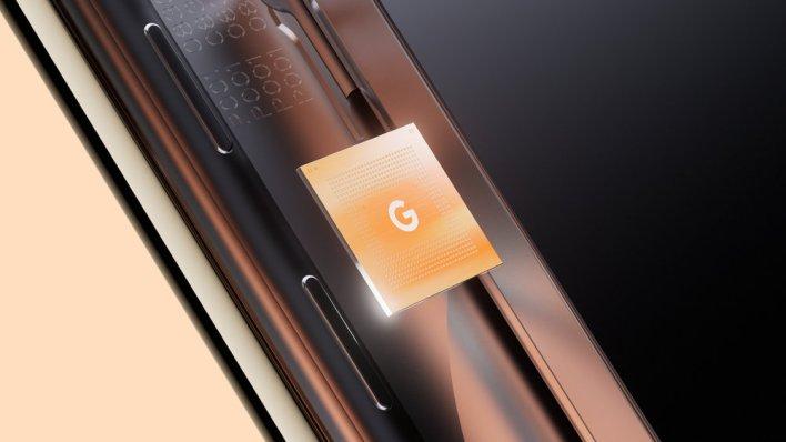 Google Tensor Chip بكسل 6 Pixel 6