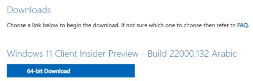 Windows 11 ISO Client Insider Preview Mohamedovic