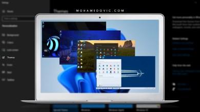 Windows 11 themes mohamedovic com