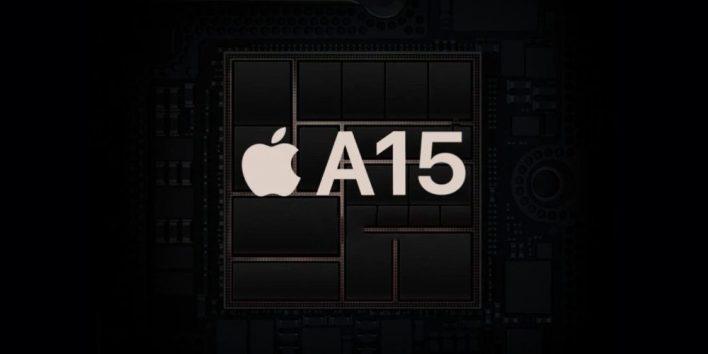 apple a15 chip معالج آيفون 13 الجديد