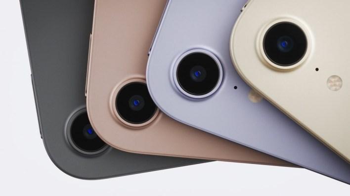 كاميرا ايباد ميني 2021 بدقة 12 ميجابيكسل مع تصوير 4K