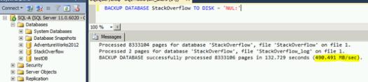 backup-database-to-nul