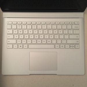 Surface Book 2 Keyboard