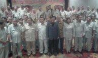 Saya foto bersama dengan Pengurus DPN HKTI periode 2016-2021