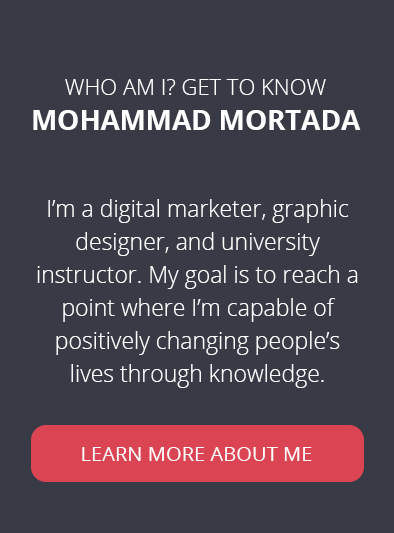 About Mohammad Mortada