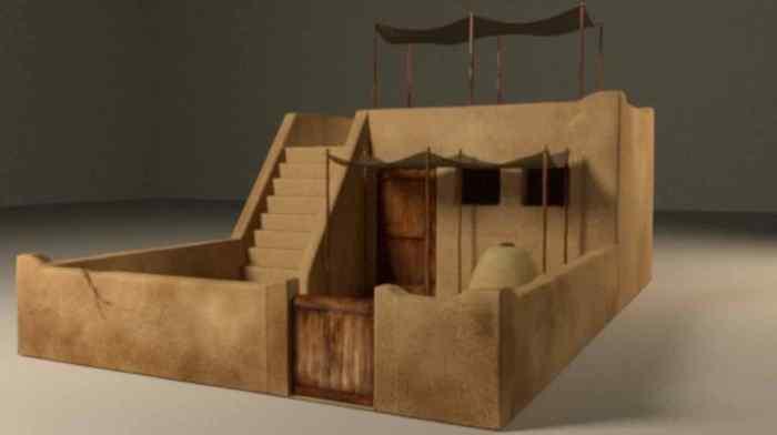 بيت مصري صورة ٢