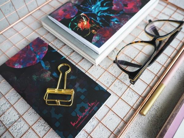 notebook carnets lunette bureau office rangements crayon de papier jo and judy bac maison du monde