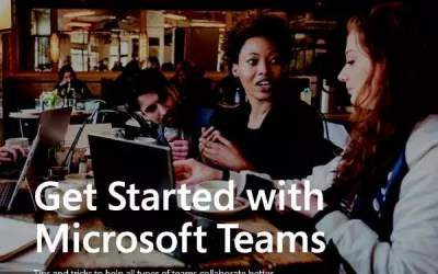 Get started with Microsoft Teams quick start