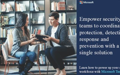 Social Asset C: Empower security teams to coordinate