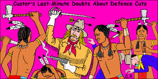 custer & indians