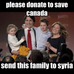 trudeaus syrian migrants