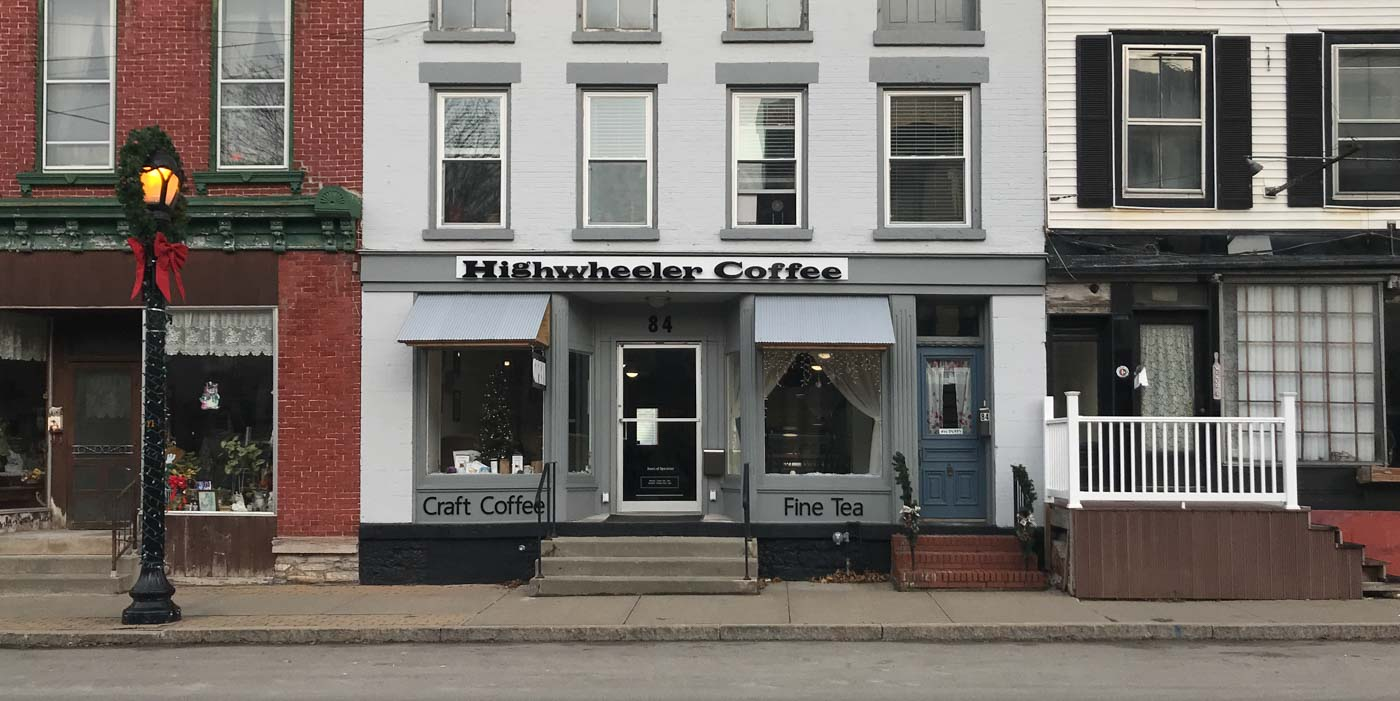 Highwheeler Coffee