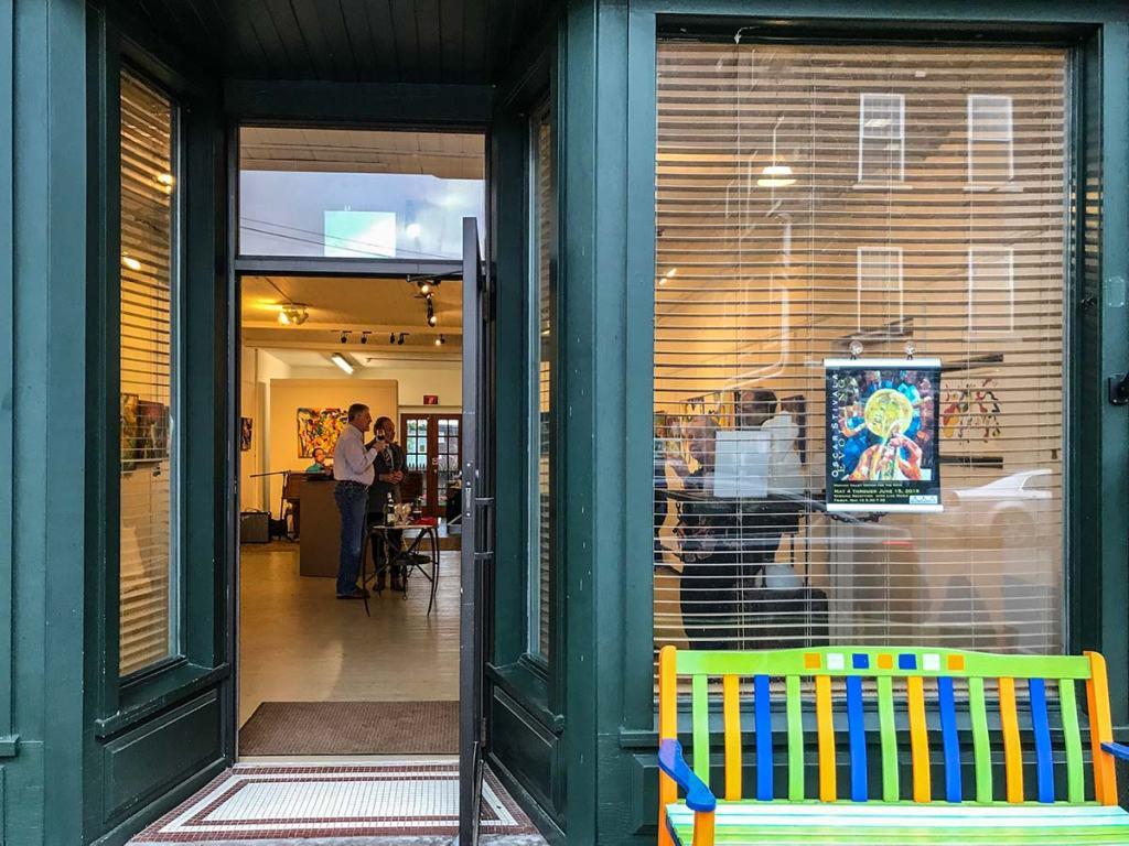 Oscar Stivala Evolving Exhibit Mohawk Valley Center for the Arts   Mohawk Valley Today