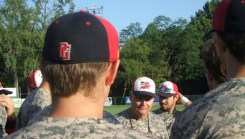 Mohawks Coach Keith Griffin