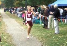 Girls varsity winner Alex Bielli