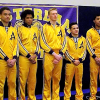 "AHS wrestlers dominate on ""solid gold"" senior night"