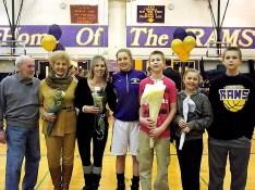 Caitlin Gannon and family