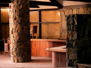 Tepee Restaurant, photo provided by David Weaver, courtesy of Gila Films
