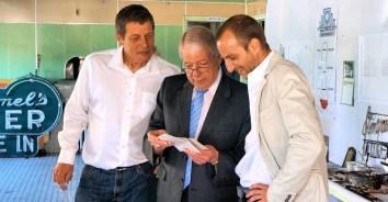 Burbank, Greco, De Fazio