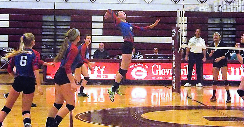 Broadalbin-Perth volleyball advances to regional final