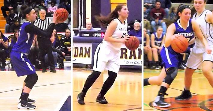 Nina Fedullo, Brady Santiago, Giuliana Pritchard