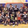 Youth lacrosse team getting ready for first season
