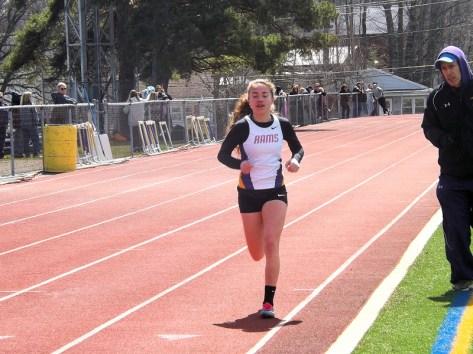 Olivia Lazarou, Coach Stu Palczak