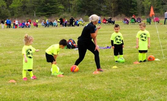 Soccer Mites