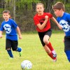 AYSC recreation soccer league scores for May 21