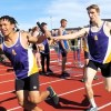 AHS boys track wrap up undefeated season with win over South Glens Falls