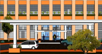 Screenshot of video created by Sustainable Communities and Design LLC