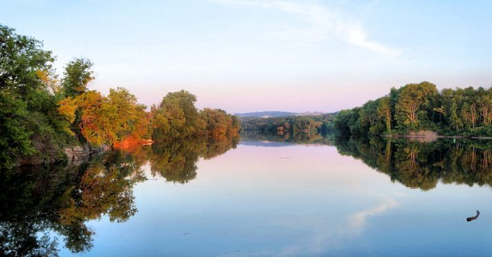 Mohawk River. Photo by Tim Becker