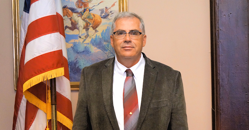 Interview with Robert Purtell, candidate for district 9 legislator